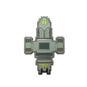 8-Bit Firefly Serenity Lapel Pin