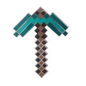Minecraft - Pickaxe Lapel Pin Hard Enamel Black Nickel