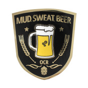 OCR - Beer Lapel Pin Hard Enamel Gold