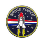 US Space Force tribute pin