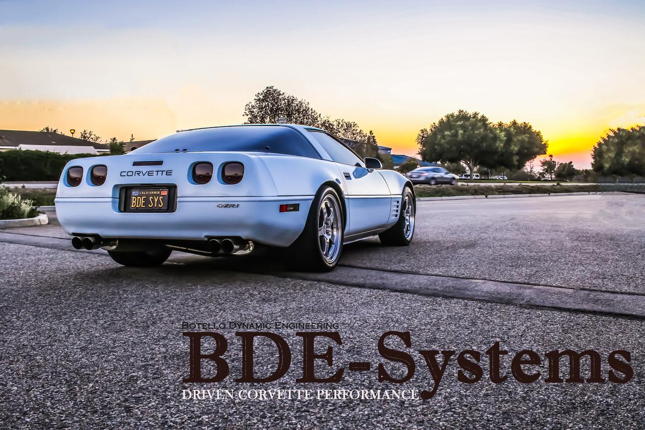 Corvette C4 1992-1996 Nippondenso Starter Solenoid Rebuild Kit