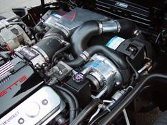 1988-1996 Corvette C4 Adapter Brackets for C5/C6 Brakes