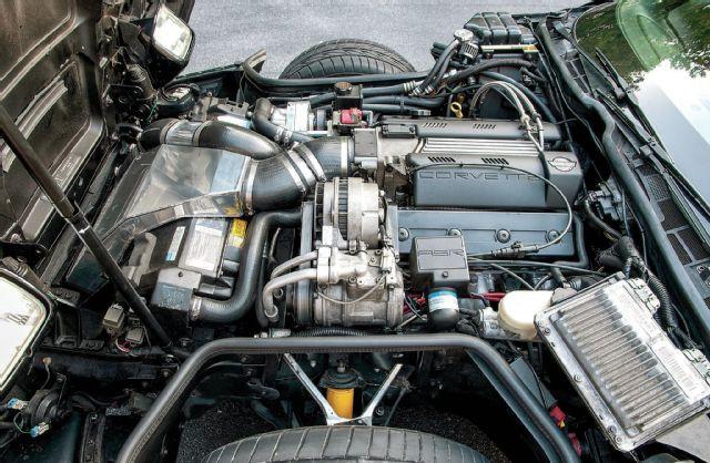 1992-96 Corvette C4 (LT1, LT4) Supercharger Kit - Intercooled