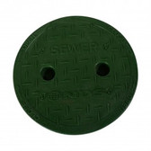 "6"" Round Cover Sewer"