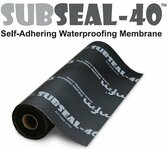 SubSeal Self-Adhering  Waterproofing Membrane