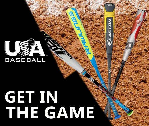 USA Baseball Bats in Stock at the Guaranteed Best Price