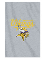 The Northwest NFL Minnesota Vikings Stadium Throw Blanket Spread Sweatshirt MN