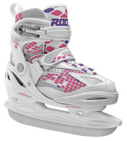 Roces Girls Moody Ice Girl Beginner Figure Ice Skates Italian Pink 450655 00001