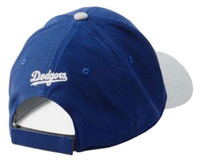 Under Armour UA Men's Los Angeles Dodgers MLB Adjustable Blitzing Baseball Cap