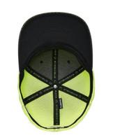 Evoshield Onslaught Flex Fit Mesh Back Baseball Cap Hat Neon Logo WTV8708BN