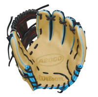 "Wilson Baseball Glove A2000 11.5"" Superskin DP15 Mitt RHT WTA20RB18DP15SS"