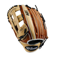 "Wilson Baseball Outfield Glove A2K 12.75"" 1799 Copper Glove LHT WTA2KLB181799"