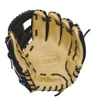 """Wilson Baseball Infield Glove A2000 11.5"""" 1786 Mitt RHT WTA20RB181786"""