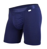 BN3TH Men's Classic Boxer Brief Everyday Underwear 3-D Pouch Color Options MOBB