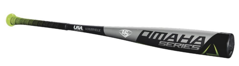 Louisville Slugger Youth USA 518 Omaha SRS (-10) Baseball Bat WTLUBO518B10