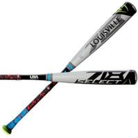 Louisville Slugger Youth USA 718 Select (-10) Baseball Bat Hybrid WTLUBS718B10