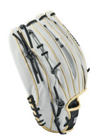 "Wilson Slowpitch Softball 13"" Mitt Glove A2000 Superskin Utility RHT Ladder Web"