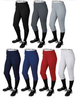 Demarini Sleek Fastpitch Softball Pants Women's Pull-Up Knicker WTD3076