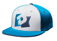 Demarini D Pennant Hat Baseball Cap Trucker Hat Flex Fit FlatBill WTD1072WB
