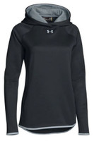 Under Armour Double Threat Women's UA Armour Fleece Hoodie Hoody Colors 1295300