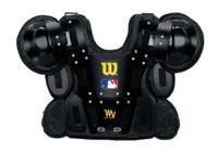 Wilson Adult Pro Gold Umpire Chest Protector Baseball Protective Gear WTA3210BLA