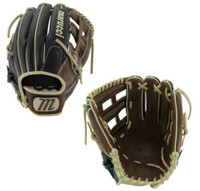 "Marucci Baseball Glove Mitt 11.5"" H-Web Infield RHT Honor The Game Series"