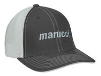 "Marucci ""Marucci"" Trucker Snapback Baseball Hat Cap Mesh Color Choices MAHTTRPS"