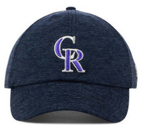 Under Armour Women's Renegade Twist Stretch Cap Hat MLB CO (Colorado Rockies)