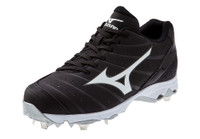 Mizuno Women's 9 Spike Advanced Sweep 2 Metal FastPitch Softball Cleats 320473