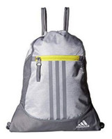 Adidas Alliance II Sackpack Sling Backpack School College Sport Alliance
