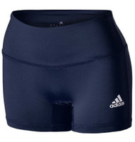 "Adidas Women's Techfit Tight Shorts Volleyball 4"" Inseam Spike Color Choice CD95"