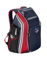Louisville Slugger Prime Stick Pack Equipment Back Pack Bag Batpack WTL9902