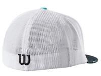 Wilson A2K Flexfit Hat Cap Relaxed Fit Mesh Back Baseball Glove Series WTA7106TB