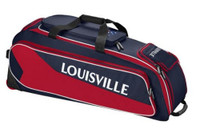 Louisville Slugger Prime Rig Wheeled Equipment Bag Youth to Slowpitch WTL9901