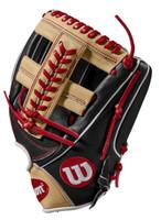 """Wilson Baseball 11.75"""" Glove Mitt Infield A2000 1785 2018 Cross Web RHT"""