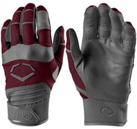 Evo Shield Men's Aggressor Baseball Softball Batting Gloves Color Choice WTV4300