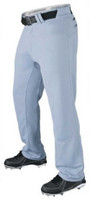 Demarini Mens Uprising Baseball Pants Hemmed Boot Cut Belt Loop 2 Colors WTD1077