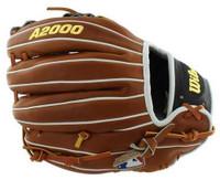 """Wilson Baseball 11.25"""" Glove Mitt Middle Infielder A2000 1788 2019 I/H-Web RHT"""
