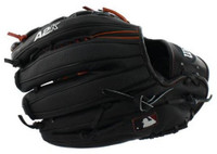 "Wilson Baseball 11.75"" Pitcher Glove Mitt 2019 A2K D33SS SuperSkin RHT Black"