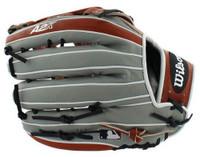 Wilson Baseball 12.75 Glove Mitt Outfield Superskin A2K 1799 RHT WTA2KRB191799SS