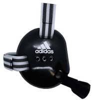 Adidas Boy's Response Wrestling Junior Ear Guard Headgear Chin Pad Black AE201