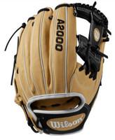 """Wilson Baseball 11.75"""" Glove Mitt Middle Infielder A2000 1787 2019 I/H-Web RHT"""
