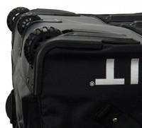 "Grit Inc GT4 Sumo Hockey Goalie Tower 40"" Wheeled Equipment Bag Black GT4-040-B"