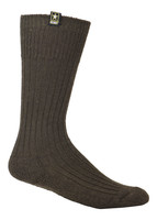 Cameo Men's Military Wool Over The Calf Socks w/ Antimicrobial 7227-OLIVE