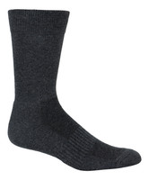 Cameo Men's U.S. Army All Season Uniform Merino Wool Socks, 1 Pair 2499-CHARCOAL