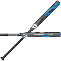 Midwest Power Demarini Women's CF ZEN X19 -10 Fastpitch  Bat  WTDXCFP-19