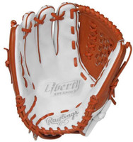 "Rawlings Fastpitch Softball 12.5"" Liberty Advanced Glove LHT RLA125-18WO"