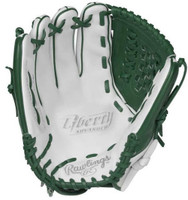 "Rawlings Fastpitch Softball 12.5"" Liberty Advanced Glove LHT RLA125-18WDG"