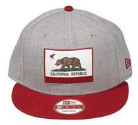 Easton Hometown Hero 9Fifty California Republic Hat Baseball Cap Adjustable USA