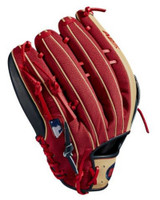 Wilson A2K Mookie Betts Baseball Glove Mitt Outfield 12.75 LHT WTA2KLB19MB50GM